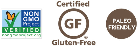 Muffin Revolution NonGMO Project Verified Certified Gluten-Free Paleo-Friendly