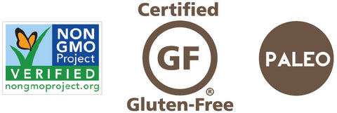 Muffin Revolution NonGMO Project Verified Certified Gluten-Free Paleo