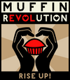 Muffin Revolution Logo - Muffin Revolution specializes in Paleo & Gluten-Free Muffins, made with almonds and sweetened with dates.