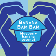Load image into Gallery viewer, Banana Bam Bam (banana, blueberry)