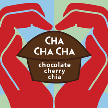 Load image into Gallery viewer, Cha Cha Cha (chocolate, cherry, chia)