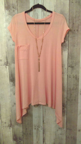 Asymmetric Swing Top (M)