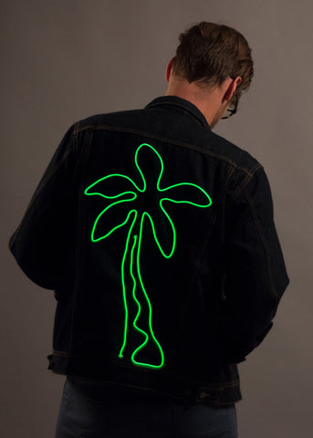 Tropical Palm Jacket