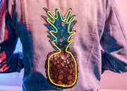 Vacation Neon Pineapple Outfit