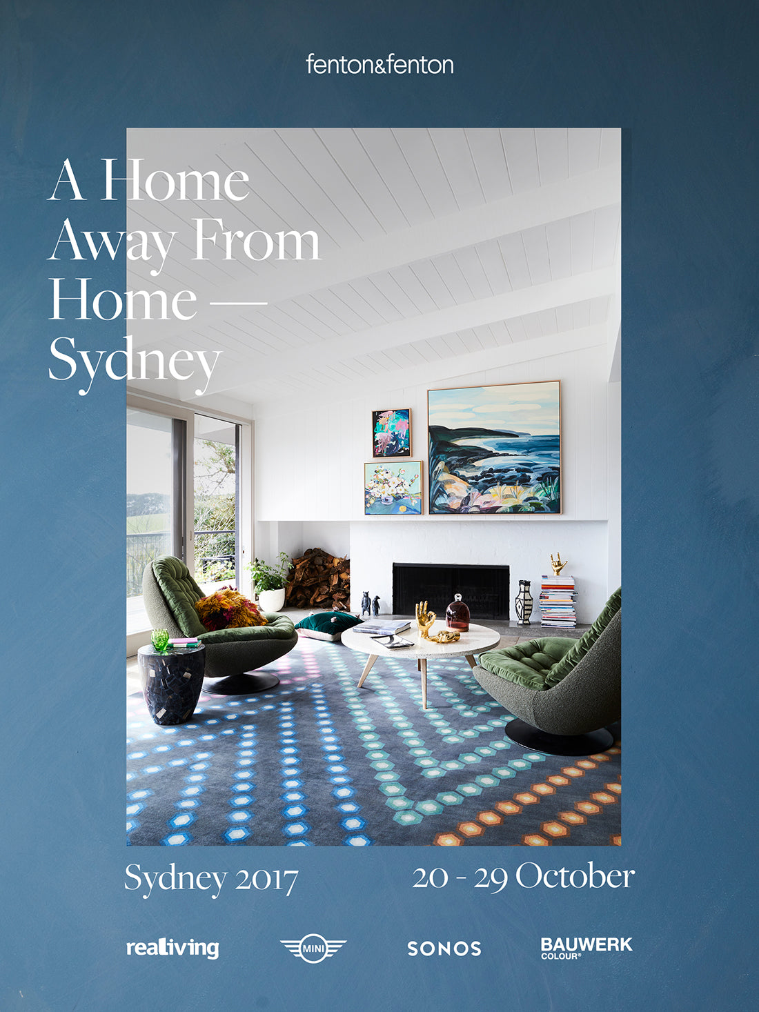 Fenton \u0026 Fenton \u2013 A Home Away From Home - Sydney