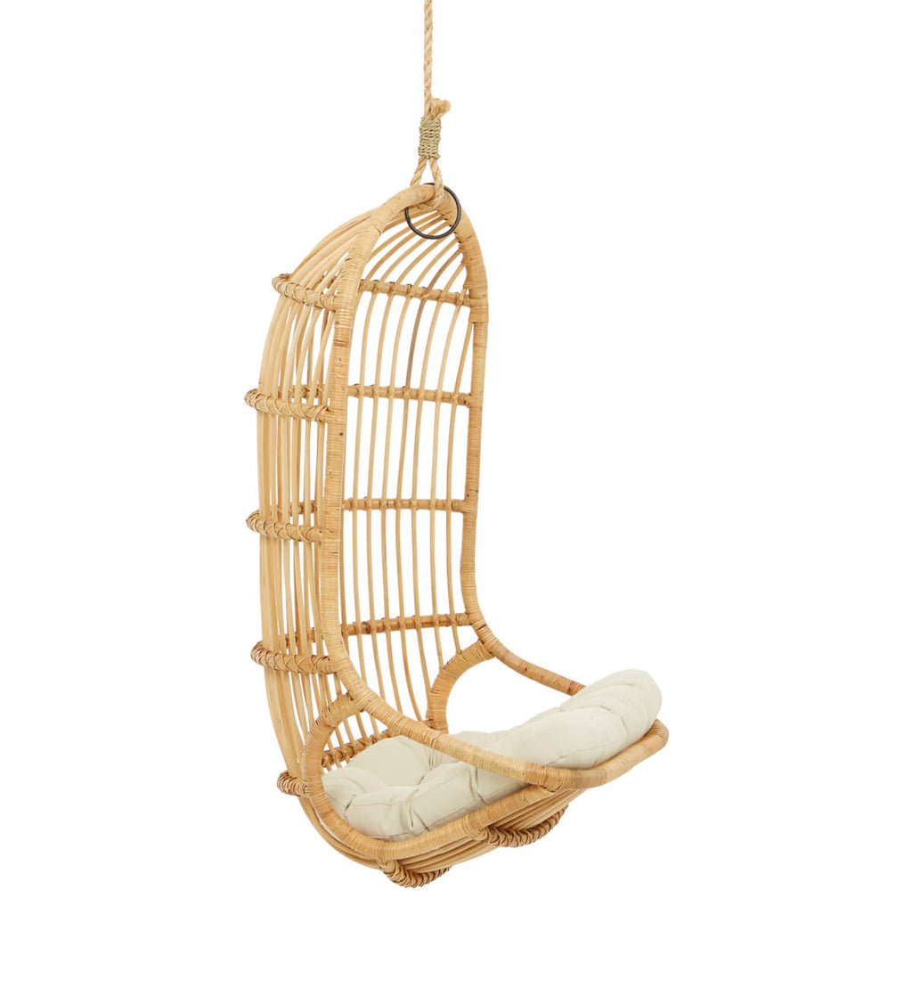 Fenton Fenton Rattan Hanging Chair The Palm