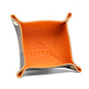 Orange & Green Camo CRONJA Tray