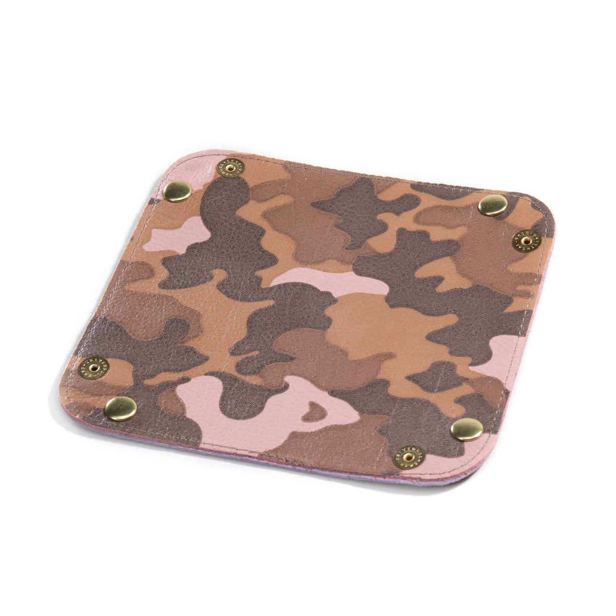 Purple & Tan Camo CRONJA Tray