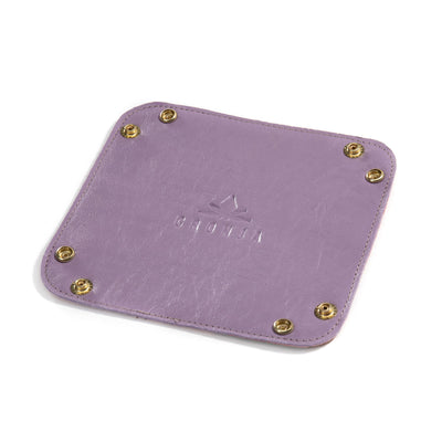 Purple & Grey Camo CRONJA Tray