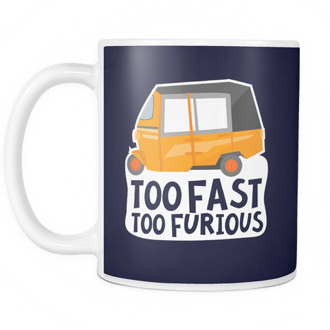The 2Fast 2Furious Mug - Insane Mugs