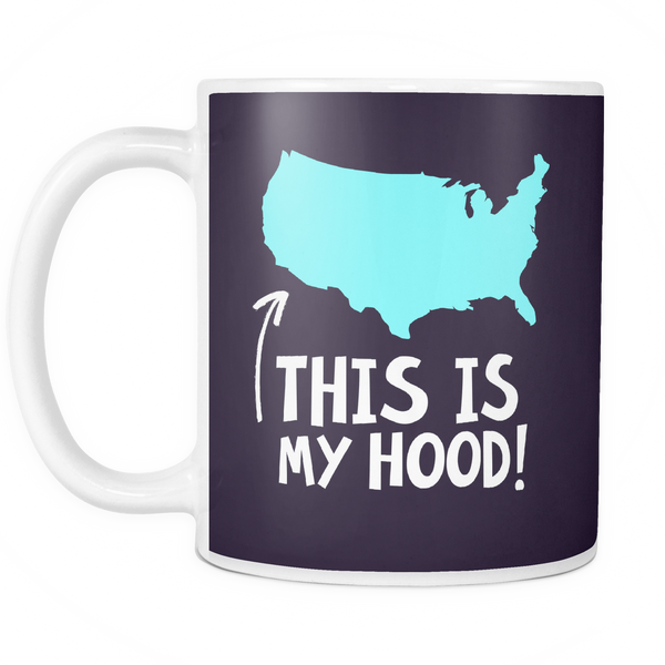 The American Hood Mug - Insane Mugs