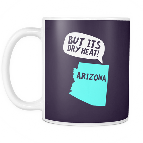 The Arizona Mug - Insane Mugs