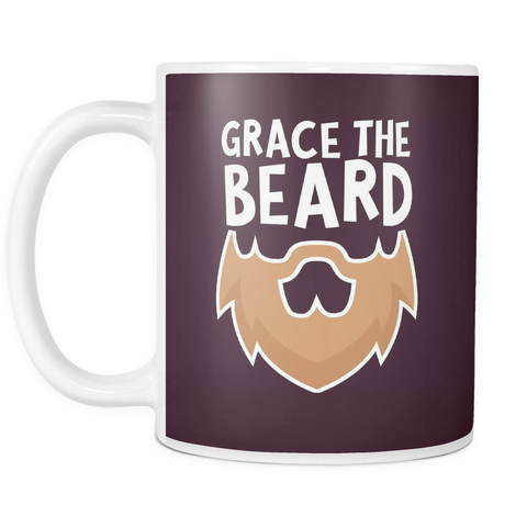 The Beardo Mug - Insane Mugs