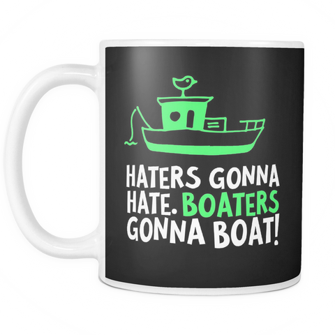 The Boaters Mug - Insane Mugs