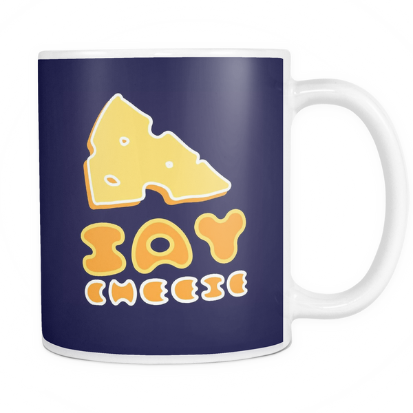 The Cheese Lover Mug - Insane Mugs