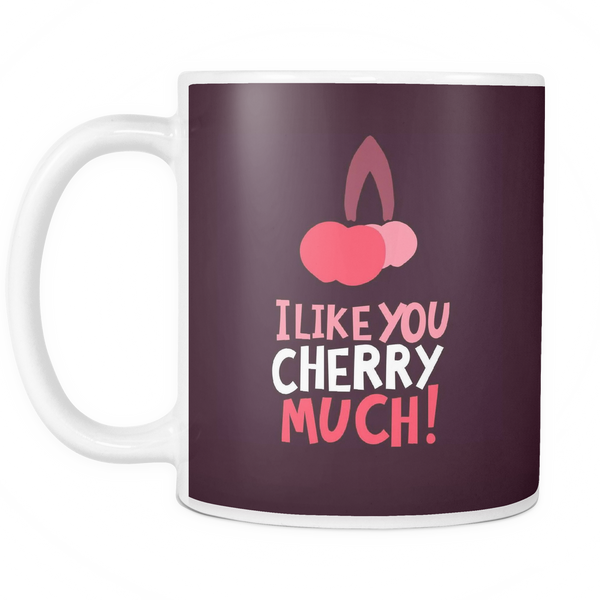 The Cherry Mug - Insane Mugs