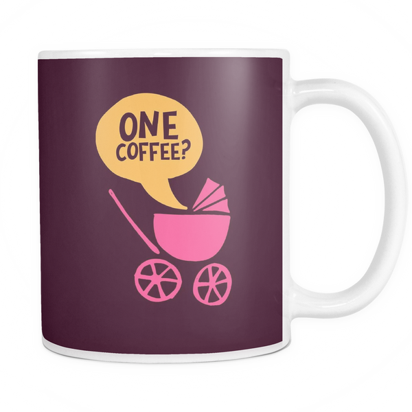 The Coffee Baby Mug - Insane Mugs