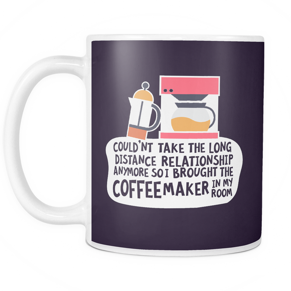 The Coffee Maker Mug - Insane Mugs