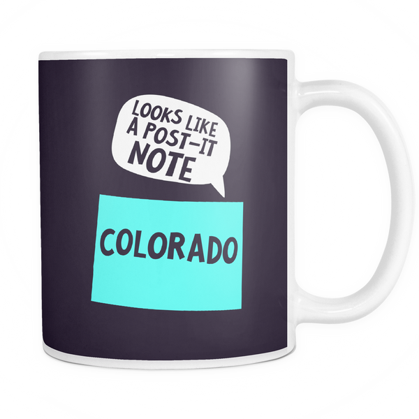 The Colorado Mug - Insane Mugs