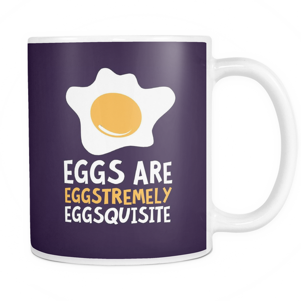 The Egg Pun Mug - Insane Mugs