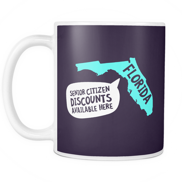 The Florida Mug - Insane Mugs
