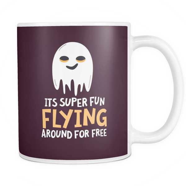 The Flying Mutant Mug - Insane Mugs