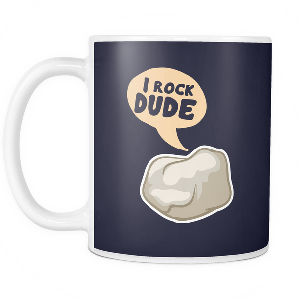 The I Rock Mug - Insane Mugs