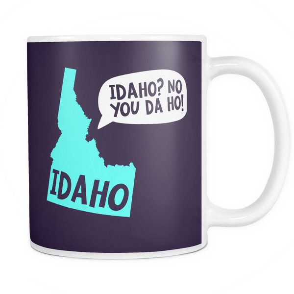 The Idaho Mug - Insane Mugs