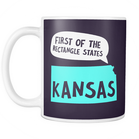 The Kansas Mug - Insane Mugs