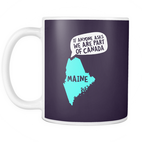The Maine Mug - Insane Mugs