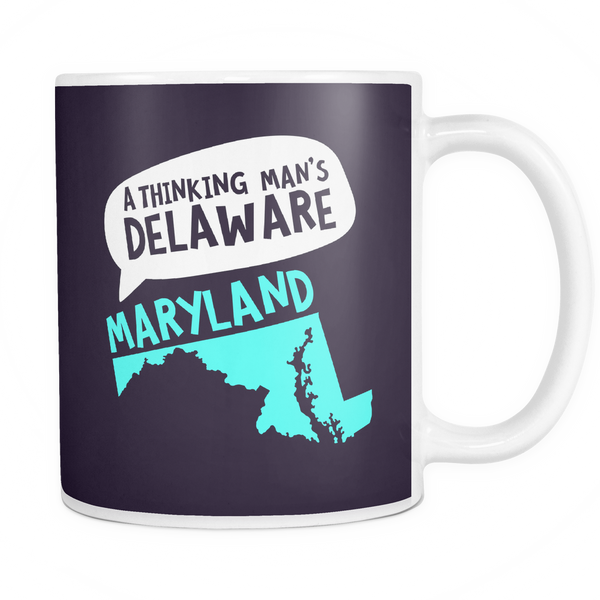 The Maryland Mug - Insane Mugs