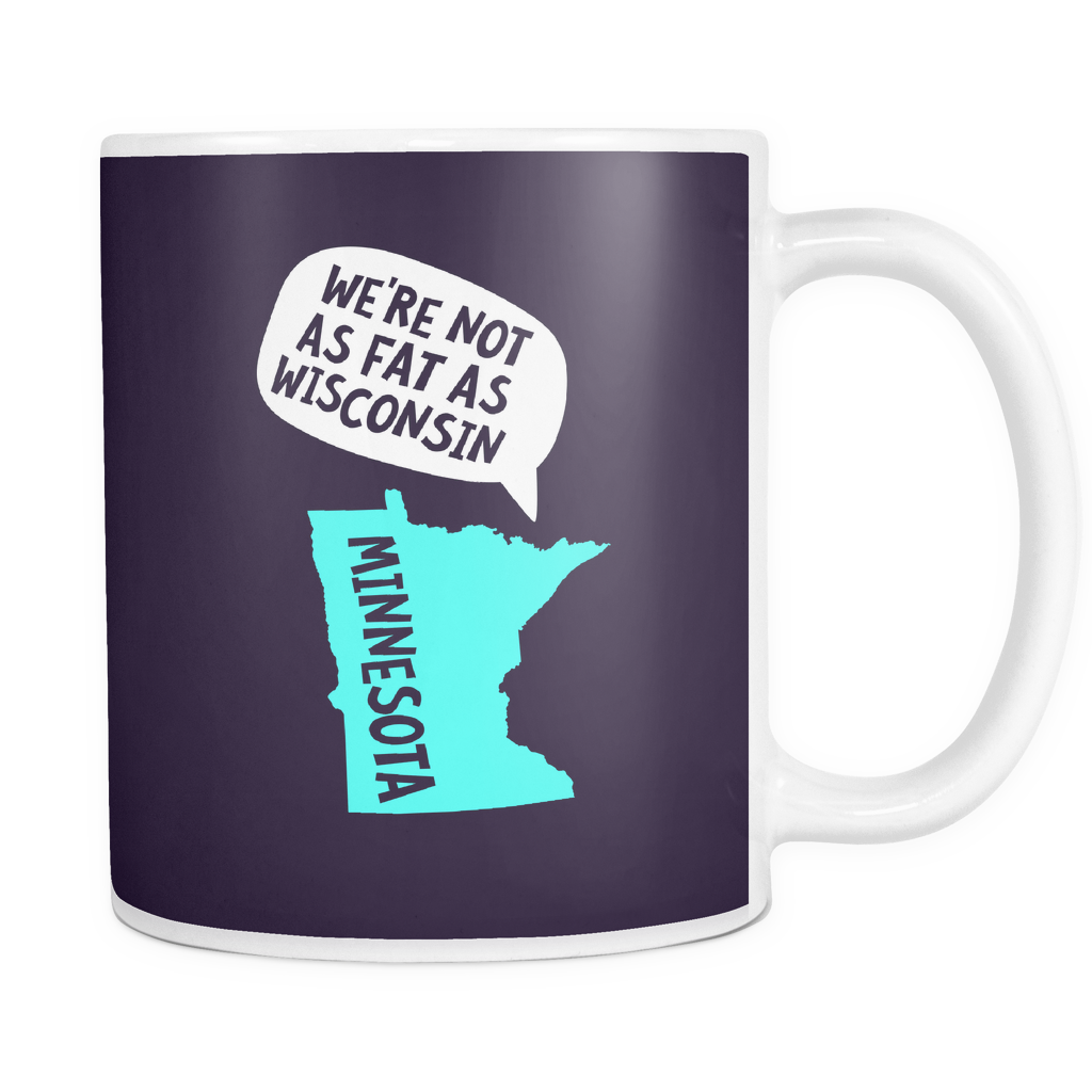 The Minnesota Mug - Insane Mugs
