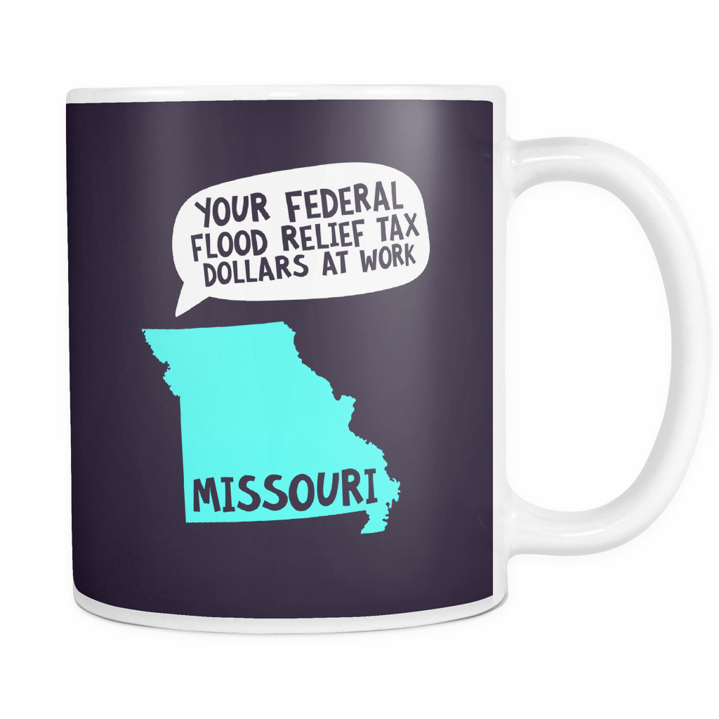 The Missouri Mug - Insane Mugs