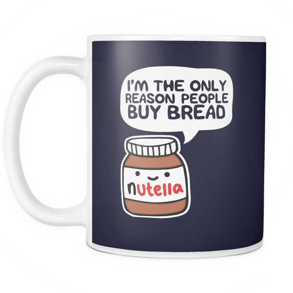 The 'Nutella' Mug - Insane Mugs