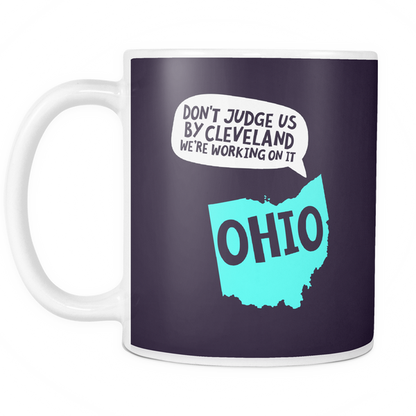 The Ohio Mug - Insane Mugs