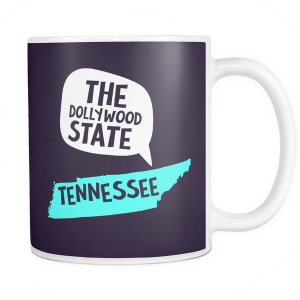 The Tennessee Mug - Insane Mugs