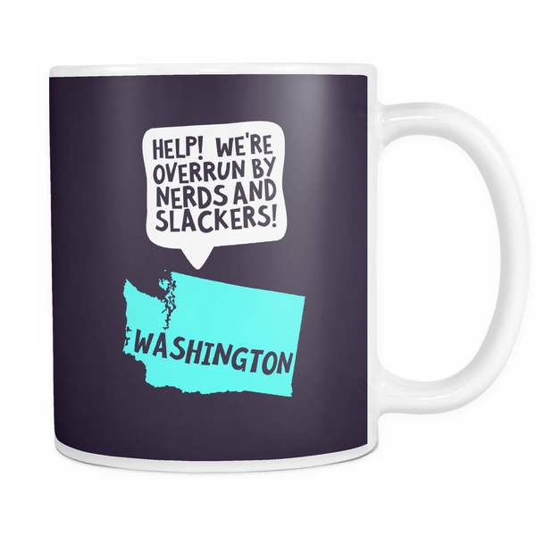 The Washington Mug-Coffee Mug-Funny-Sarcastic-Tea-Cup-Ceramic-InsaneMugs.com