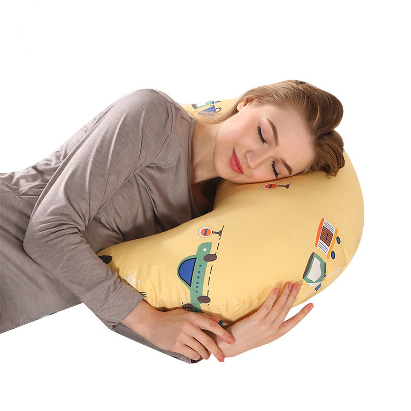 Multifunctional Pregnancy Pillow & Breastfeeding Pillow