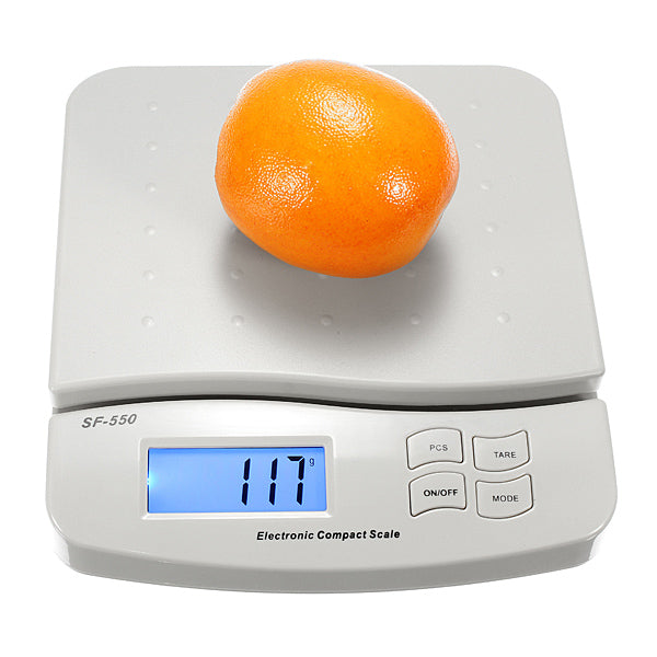 Digital Postal Kitchen Scale Postage Shipping Letter Package LCD