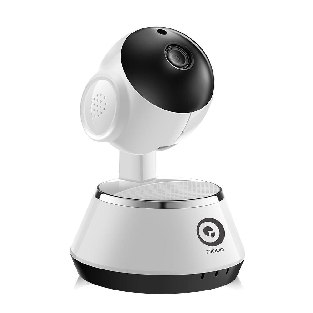 HD WIFI baby camera monitor with two way audio from right view