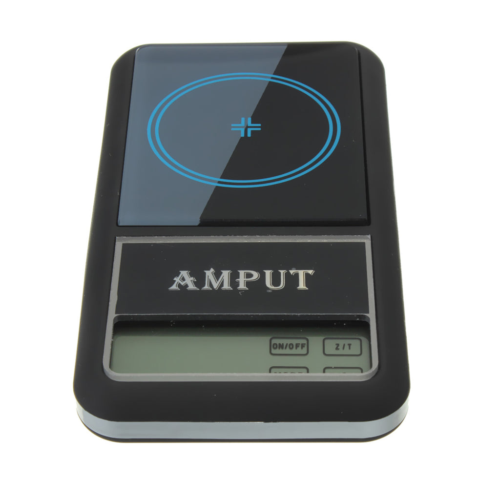 AMPUT 0.01g x 200g Digital Pocket Scale With Auto-Off Overload