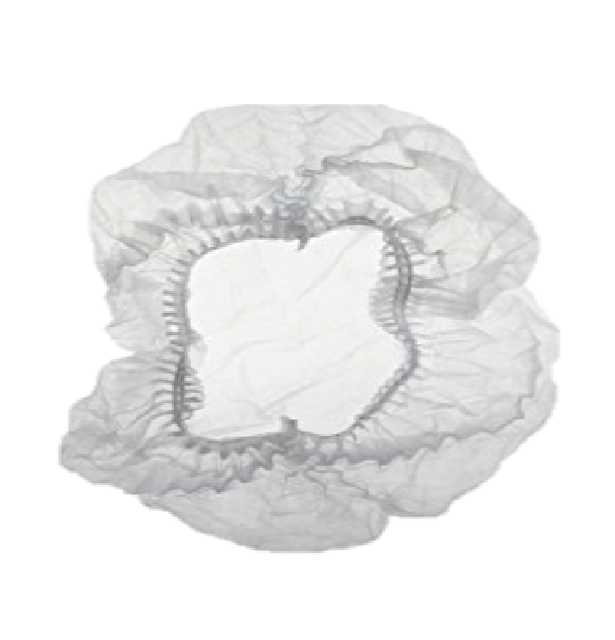 MOM - Mopcap SingleStitch 21 Wht