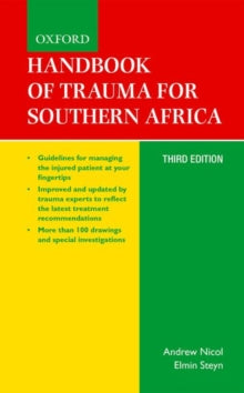 Handbook of Trauma 3rd Edition
