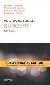 Churchill's Pocketbook of Surgery, International Edition 5th Edition