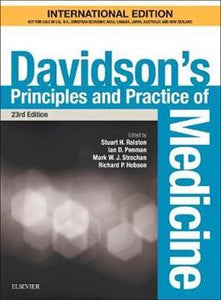 Davidson's Principles and Practice of Medicine International Edition 23rd Edition