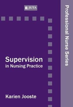 PNS: Supervision in Nursing Practice  1st Edition