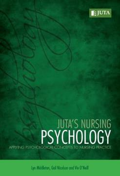 Juta's Nursing Psychology 1st Edition