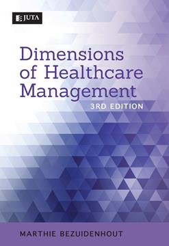 Dimensions of Healthcare Management 3rd Edition