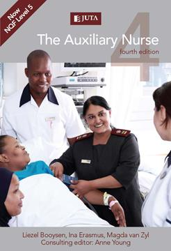 The Auxiliary Nurse 4th Edition