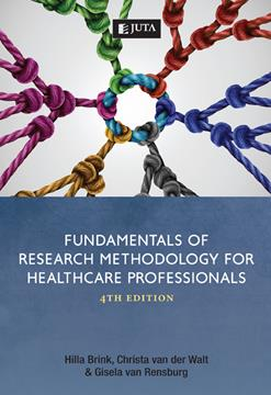 Fundamentals of Research Methodology for Health Care Professionals 4th Edition
